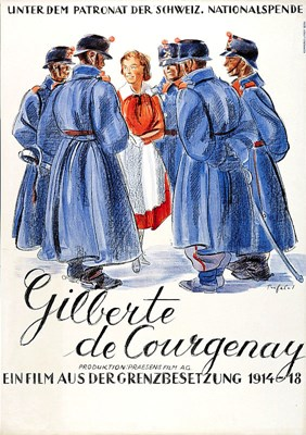 Picture of GILBERTE DE COURGENAY  (1941)