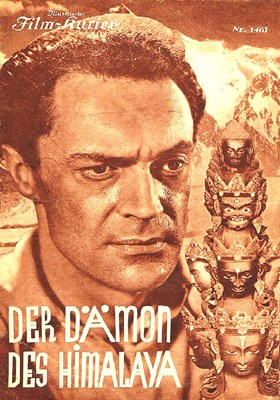 Picture of DER DÄMON DES HIMALAYA  (1935)