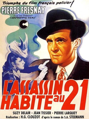 Bild von THE MURDERER LIVES AT NUMBER 21  (1942)  * with switchable English subtitles *