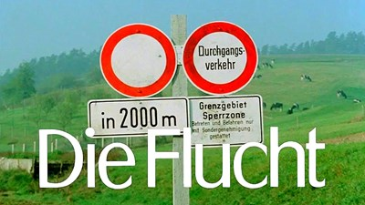 Bild von DIE FLUCHT (The Flight) (1977)  * with switchable English subtitles *