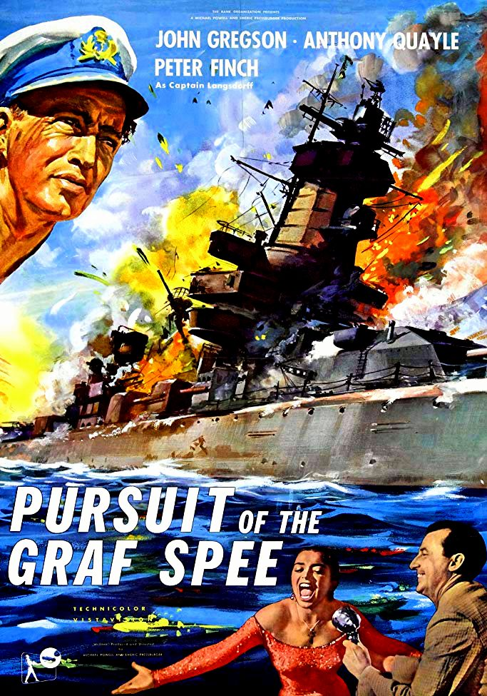 pursuit of the graf spee movie