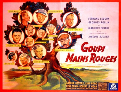Bild von IT HAPPENED AT THE INN  (Goupi mains rouges)  (1943)  * with switchable English and Spanish subtitles *