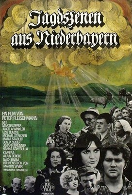 Bild von JAGDSZENEN AUS NIEDERBAYERN  (Hunting Scenes from Bavaria)  (1969)  * with switchable English subtitles *
