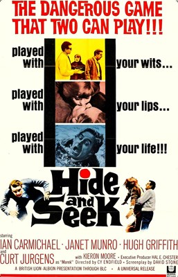 Bild von HIDE AND SEEK  (1964)  * with switchable Spanish subtitles *