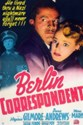 Bild von BERLIN CORRESPONDENT  (1942)  * with switchable Spanish subtitles *