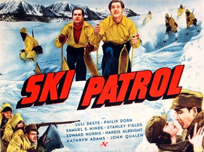 Bild von SKI PATROL  (1940)  +  RESISTING ENEMY INTERROGATION  (1944)