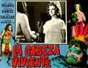 Picture of THE LIVING HEAD (La Cabeza viviente)  (1963)  * with switchable English and French subtitles *