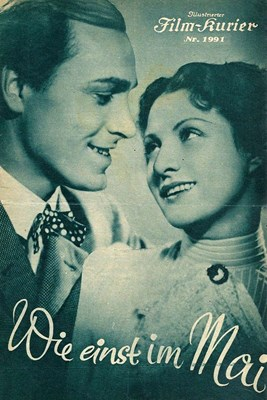 Picture of WIE EINST IM MAI  (1938)  * with hard-encoded Czech subtitles *