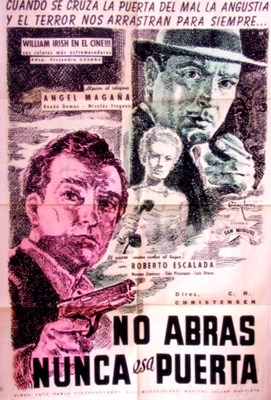 Bild von NEVER OPEN THAT DOOR  (No abras nunca esa Puerta)  (1952)  * with switchable English subtitles *