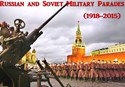 Picture of RUSSIAN AND SOVIET MILITARY PARADES (1918 – 2015). THE ULTIMATE COLLECTION (9 DVDs)