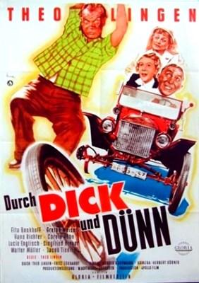 Dick Gegen Dünn