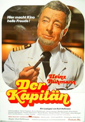 Picture of DER KAPITÄN (The Capitain) (1971)  * with switchable English subtitles *
