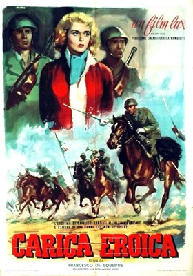 Bild von HEROIC CHARGE  (1952)  * with switchable English subtitles *