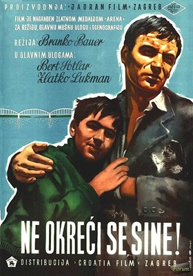 Picture of DON'T TURN AROUND, MY SON  (1956)  * with switchable English and Spanish subtitles *