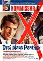 Bild von KOMMISSAR X - DREI BLAUE PANTHER  (1968)  * with German, Italian and English audio tracks *