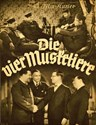 Picture of DIE VIER MUSKETIERE  (1934)