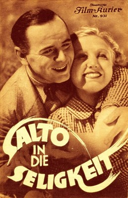 Picture of SALTO IN DIE SELIGKEIT  (1934)