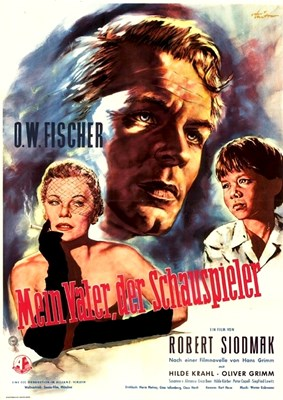 Picture of MEIN VATER, DER SCHAUSPIELER (Mi padre, el actor) (1956)  * with switchable Spanish subtitles *