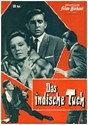 Picture of THE INDIAN SCARF (Das indische Tuch)  (1963)  * with switchable English subtitles *