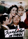 Picture of JA, JA, DIE LIEBE IN TIROL  (1955)