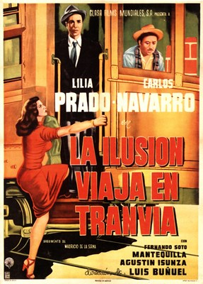 Bild von ILLUSION TRAVELS BY STREETCAR (1954)  * with switchable English subtitles *