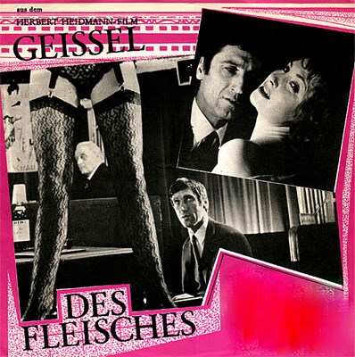 Picture of GEISSEL DES FLEISCHES  (Torment of the Flesh)  (1965) * with switchable English subtitles *