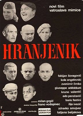 Picture of THE FED ONE (Hranjenik) (1970)  * with switchable English subtitles *