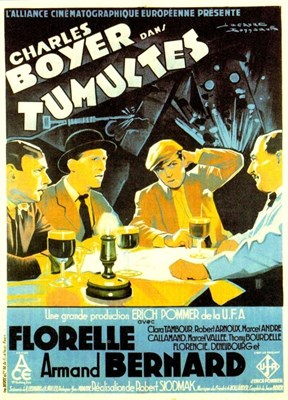 Picture of TUMULTES  (1932)  * with switchable English subtitles *