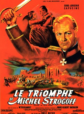 Picture of OBERST STROGOFF (The Triumph of Michael Strogoff) (1961)  * with switchable English subtitles *