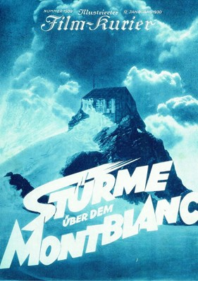 Bild von STÜRME ÜBER DEM MONTBLANC (Storm over Mont Blanc) (1930)  * with switchable English subtitles *