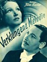 Picture of VERKLUNGENE MELODIE  (1938)