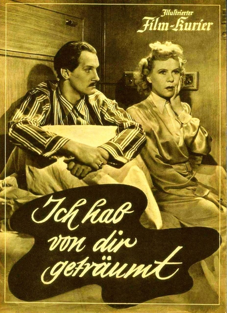 RAREFILMSANDMORE.COM. ICH HABE VON DIR GETRAUMT (1944)