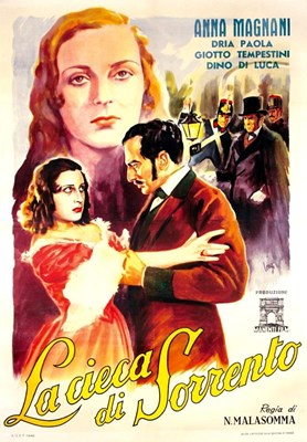 Bild von THE BLIND WOMAN OF SORRENTO  (La Cieca di Sorrento)  (1934)  * with switchable English and Spanish subtitles *