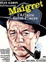 Picture of MAIGRET KENNT KEIN ERBARMEN  ( Maigret et l'affaire Saint-Fiacre)  (1959)  * with German and French audio tracks and switchable English subtitles *