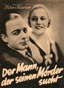 Picture of DER MANN, DER SEINEN MÖRDER SUCHT  (1931)  * with switchable English subtitles *