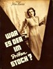 Picture of WAR ES DER IM 3. STOCK  (1939)