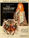 Bild von TWO FILM DVD: THE TIGER'S COAT  (1920)  +  THE PHANTOM OF THE MOULIN ROUGE  (1925)