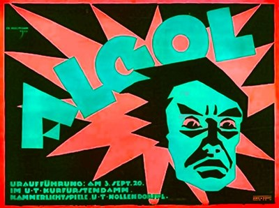 Bild von ALGOL. TRAGÖDIE DER MACHT (Algol: Tragedy of Power) (1920)  * with switchable English subtitles *