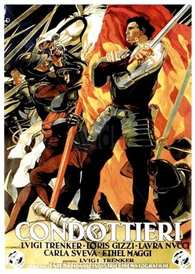 Picture of CONDOTTIERI  (1937)   * with switchable English subtitles *