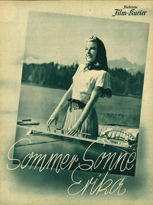 Picture of SOMMER, SONNE, ERIKA  (1940)