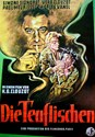 Picture of DIE TEUFLISCHEN  (Les Diaboliques)  (1955)  * German/French audio with switchable English and German subtitles *