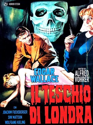 Picture of THE ZOMBIE WALKS  (Im Banne des Unheimlichen) (1968)  * German/Spanish audio and switchable English and Spanish subtitles *