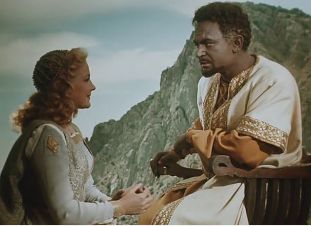 how racism is shown in othello Race in othello othello's eloquent vocabulary and speech despite the stereotypical ignorance of moors and being a general in the army the association of othello's appearance with darkness, damnation and evil and the whites with purity.