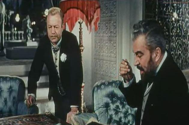RAREFILMSANDMORE DAS HAUS IN MONTEVIDEO 1963